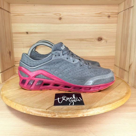 Adidas Climacool Seduction G60398 Gray Pink Shoes